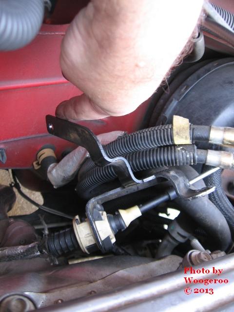2004 Chevrolet Cavalier   Auto  Trans  Shifter Cable